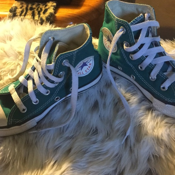 Converse Other - Toddler 11 1/2 Converse shoes in excellent shape!